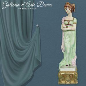 Porcellana Capodimonte, Giuseppina Bonaparte, By Merli, Collezione Napoleonica