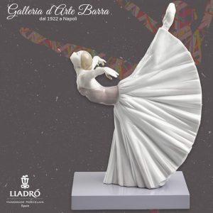 Porcellana artistica by Lladró Ballerina Danzante