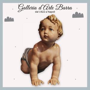 Porcellana Capodimonte meraviglioso Bebè