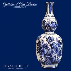 Ceramiche, Porcellane  artistiche Royal Delf. The craftsmanship of Royal Delft. Splendido Vaso