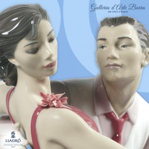 Porcellana Artistica by Lladró. Gruppo Ballando la Salsa  Edizione Limitata.