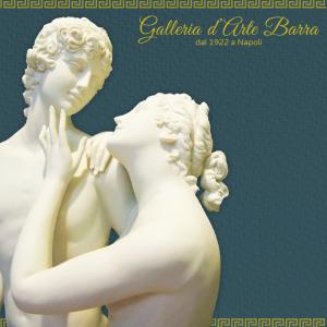 Porcellana Capodimonte in Biscuit. Venere e Adone by Maggioni. Raro anni 80