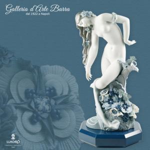 Lladró Porcellana artistica by Lladro. Scultura Donna Bellezza pura. Ed Limitata